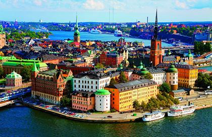 Открытие Скандинавии