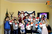 Как отметили «Christmas» в филиале ЦИЯ «Ревод» на Спартановке