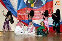 Районный конкурс песни на иностранных языках в гимназии № 14 Краснооктябрьского района