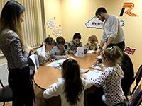 Английский клуб для школьников 1-5 классов на тему: «Животные всего мира» на Спартановке