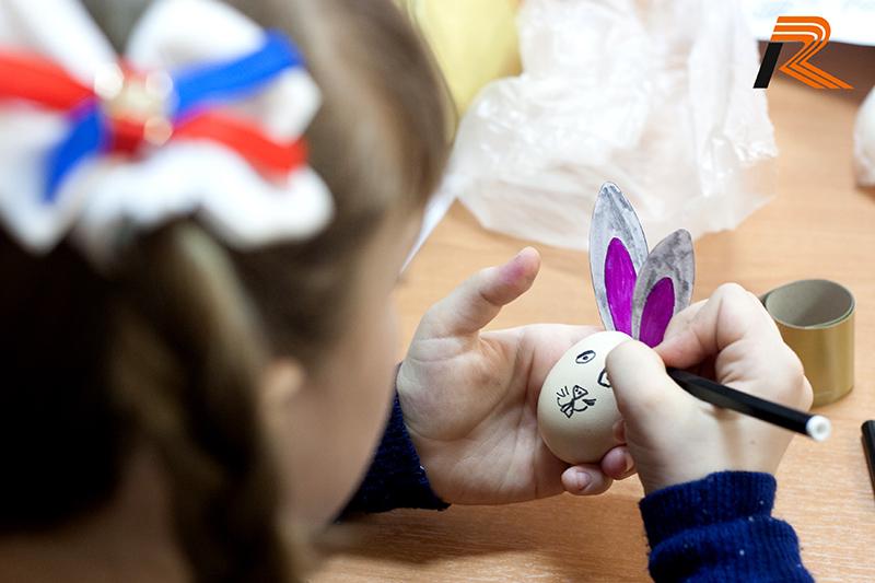 Пасхальный английский клуб для малышей и школьников 1-5 классов