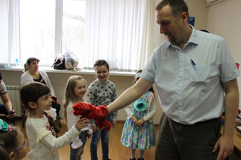 Финал конкурса «Reward Art» среди воспитанников дошкольных учреждений Тракторозаводского и Краснооктябрьского районов