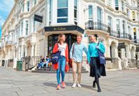 Предложения по организации летних семейных и групповых учебных поездок в Великобританию